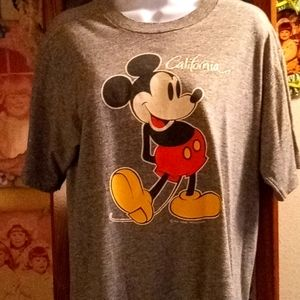 Vintage 80's Mickey Mouse Tshirt from Disneyland